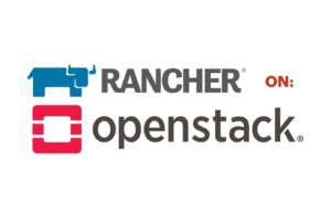 Using Rancher Server with OpenStack